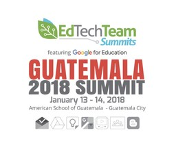 Innovate for Impact Guatemala Google Summit 2018