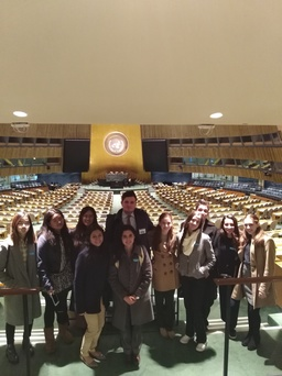 High School MUN Delegations 2018