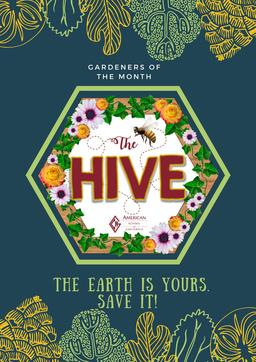 Gardeners of the Month - The HIVE